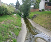 Many urban and suburban headwater streams have lost most or all of their ecological and landscape functions.