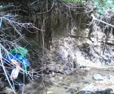 Streambank with Extreme erosion potential