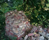 Bricks found in Bay Branch Farm - Pic by Annabel Khouri