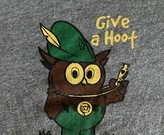 You might be a stream cleanup fan if your holiday gift to yourself is a Woodsy the Owl T-shirt.